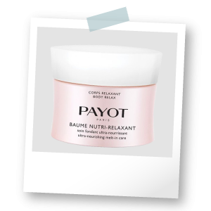 Baume nutri-relaxant de Payot